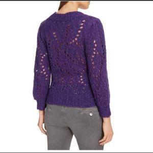 NWOT Isabel Marant Alpaca Sweater